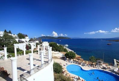 Самолетна почивка в Турция! 7 нощувки на човек на база All inclusive в Bodrum Bay Resort (ex. Virgin Club) 5*, Бодрум, Егейска Турция с двупосочен чартърен полет от София - Снимка