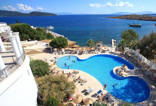 Bodrum Bay Resort (ex. Virgin Club) 5* - снимка - 22