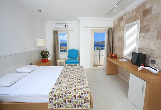 Bodrum Bay Resort (ex. Virgin Club) 5* - снимка - 5
