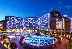 Самолетна почивка в Турция! 7 нощувки на човек на база All inclusive в Bosphorus Sorgun Hotel 5*, Сиде, Турска ривиера с двупосочен чартърен полет от Варна - Снимка