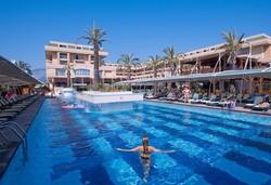 Самолетна почивка в Турция! 7 нощувки на човек на база Ultra all inclusive в Crystal De Luxe Resort & Spa 5*, Кемер, Турска ривиера с двупосочен чартърен полет от София - Снимка