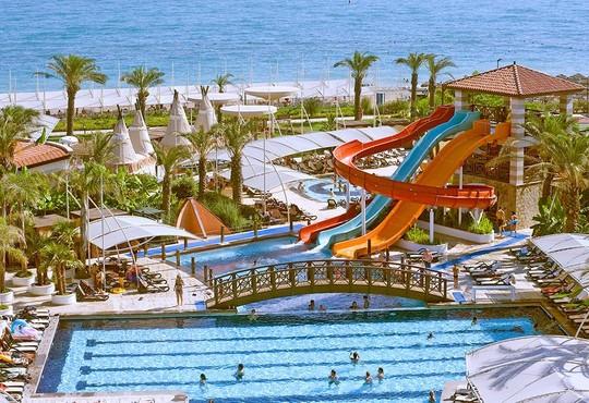 Crystal Family Resort & Spa 5* - снимка - 3