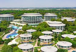 Самолетна почивка в Турция! 7 нощувки на човек на база Ultra all inclusive в Calista Luxury Resort 5*, Белек, Турска ривиера с двупосочен чартърен полет от София - Снимка