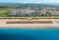 Самолетна почивка в Турция! 7 нощувки на човек на база All inclusive в Calido Maris Hotel 5*, Сиде, Турска ривиера с двупосочен чартърен полет от Варна - Снимка