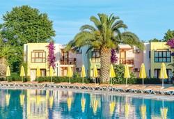 Самолетна почивка в Турция! 7 нощувки на човек на база All inclusive във Von Club Golden Beach 5*, Сиде, Турска ривиера с двупосочен чартърен полет от Варна - Снимка