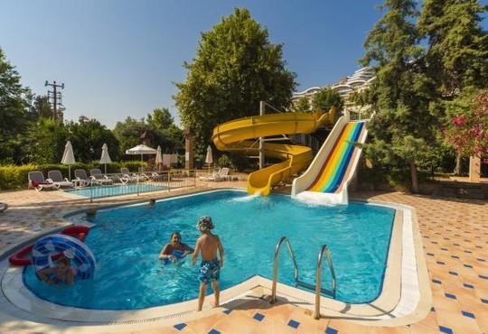 Club Dizalya Hotel 4* - снимка - 17