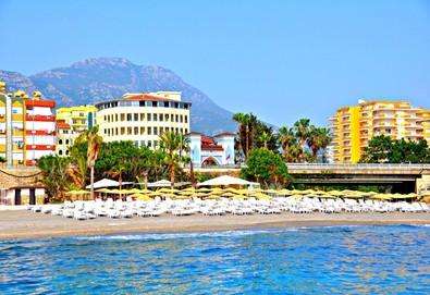 Самолетна почивка в Турция! 7 нощувки на човек на база All inclusive в Club Hotel Syedra Princess 4*, Алания, Турска ривиера с двупосочен чартърен полет от София - Снимка