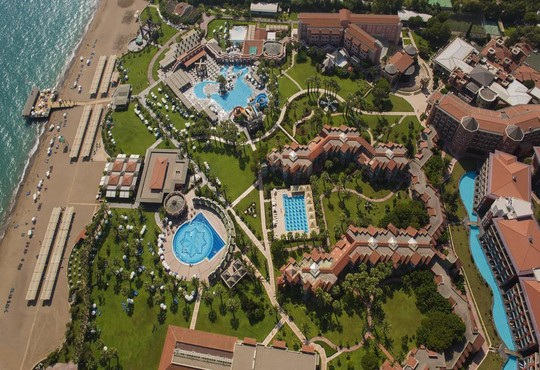 Club Mega Saray 5* - снимка - 40