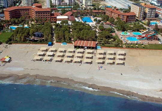 Club Turtas Beach 4* - снимка - 32