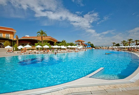 Crystal Paraiso Verde Resort & Spa 5* - снимка - 3