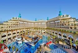 Самолетна почивка в Турция! 7 нощувки на човек на база Ultra all inclusive в Crystal Sunset Luxury Resort & Spa 5*, Сиде, Турска ривиера с двупосочен чартърен полет от Варна - Снимка
