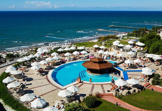 Crystal Sunrise Queen Luxury Resort & Spa 5* - снимка - 25