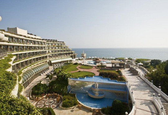 Crystal Sunrise Queen Luxury Resort & Spa 5* - снимка - 4
