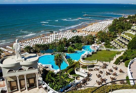 Crystal Sunrise Queen Luxury Resort & Spa 5* - снимка - 1
