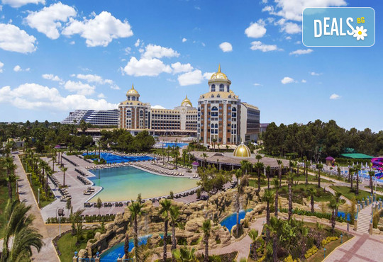Delphin Be Grand Resort 5* - снимка - 1