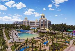 Самолетна почивка в Турция! 4 нощувки на човек на база Ultra all inclusive в Delphin Be Grand Resort 5*, Лара, Турска ривиера с двупосочен чартърен полет от София - Снимка
