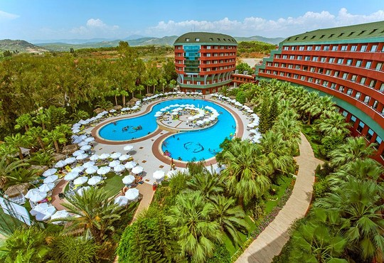 Delphin Deluxe Resort 5* - снимка - 3