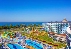 Самолетна почивка в Турция! 7 нощувки на човек на база Ultra all inclusive в Eftalia Ocean Resort 5*, Алания, Турска ривиера с двупосочен чартърен полет от София - Снимка
