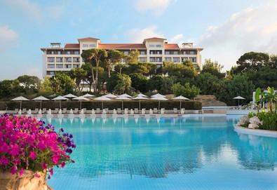 Самолетна почивка в Турция! 7 нощувки на човек на база Ultra all inclusive в Ela Quality Resort Hotel 5*, Белек, Турска ривиера с двупосочен чартърен полет от София - Снимка
