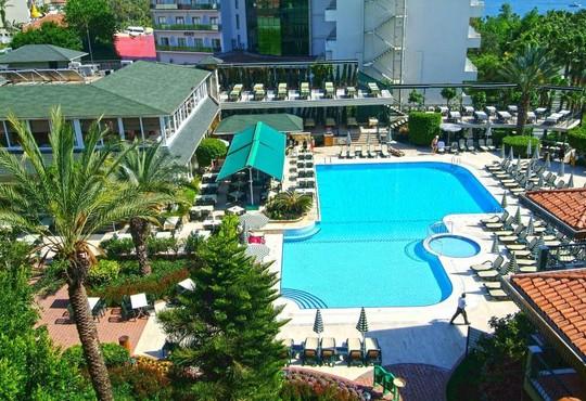 GARDENIA BEACH HOTEL 4* - снимка - 2