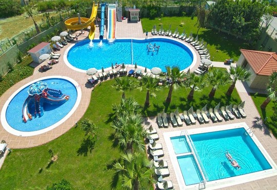 GARDENIA BEACH HOTEL 4* - снимка - 3