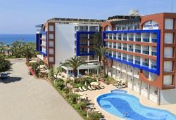 Самолетна почивка в Турция! 7 нощувки на човек на база All inclusive в GARDENIA HOTEL 4*, Алания, Турска ривиера с двупосочен чартърен полет от София - Снимка