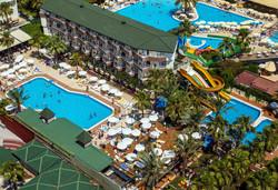 Самолетна почивка в Турция! 7 нощувки на човек на база Ultra all inclusive в Galeri Resort Hotel  5*, Алания, Турска ривиера с двупосочен чартърен полет от София - Снимка