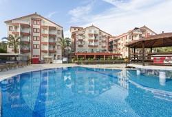 Самолетна почивка в Турция! 7 нощувки на човек на база All inclusive в HANE SUN HOTEL 5*, Сиде, Турска ривиера с двупосочен чартърен полет от София - Снимка