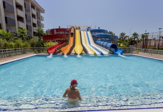 PRIMASOL HANE FAMILY RESORT 4* - снимка - 3