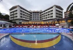 Самолетна почивка в Турция! 7 нощувки на човек на база All inclusive в Hane Hotel 4*, Сиде, Турска ривиера с двупосочен чартърен полет от Варна - Снимка