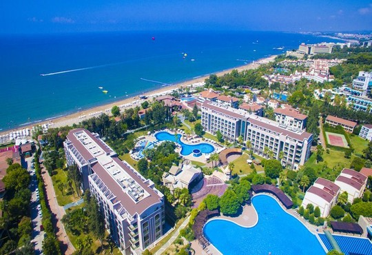 HORUS PARADISE LUXURY RESORT 5* - снимка - 1