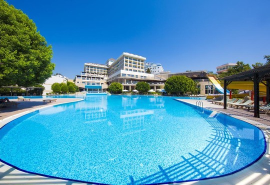 HORUS PARADISE LUXURY RESORT 5* - снимка - 23