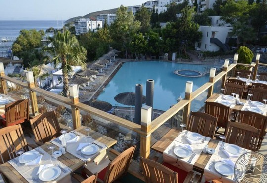 Goddess of Bodrum Isis Hotel 5* - снимка - 19