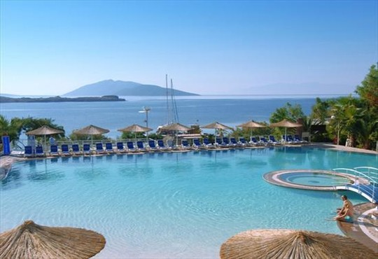 Goddess of Bodrum Isis Hotel 5* - снимка - 3