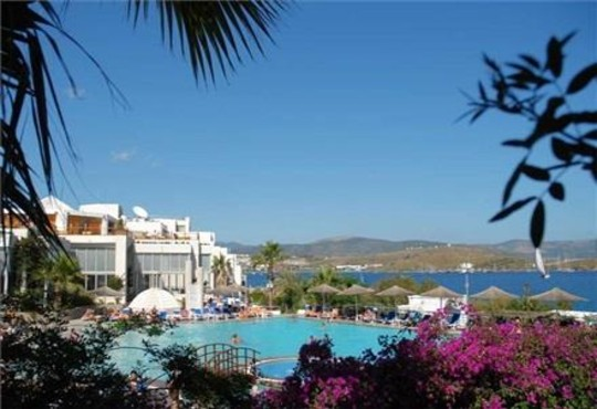 Goddess of Bodrum Isis Hotel 5* - снимка - 4