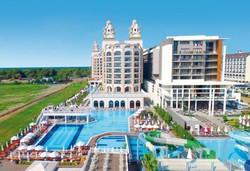 Самолетна почивка в Турция! 7 нощувки на човек на база Ultra all inclusive в JADORE DELUXE HOTEL & SPA 5*, Сиде, Турска ривиера с двупосочен чартърен полет от София - Снимка