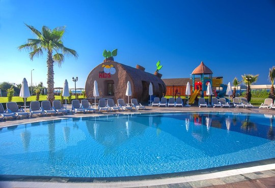 Kirman Belazur Resort & SPA 5* - снимка - 21