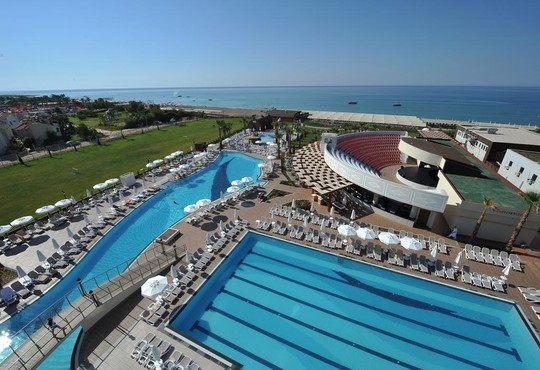 Kirman Belazur Resort & SPA 5* - снимка - 22