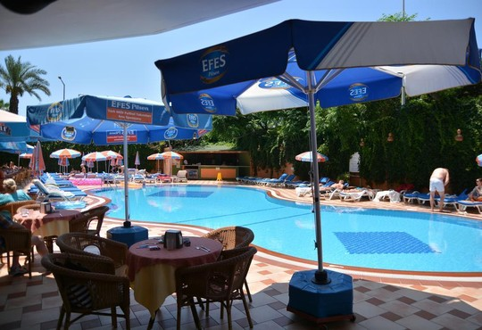 KLEOPATRA DREAMS BEACH 4* - снимка - 7