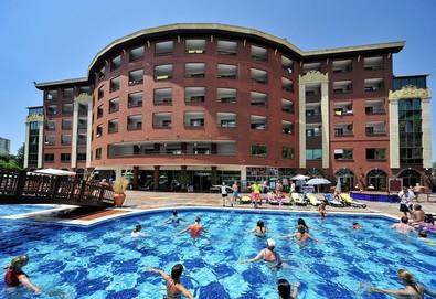 Самолетна почивка в Турция! 7 нощувки на човек на база All inclusive в CLUB KONAKLI HOTEL 5*, Алания, Турска ривиера с двупосочен чартърен полет от София - Снимка