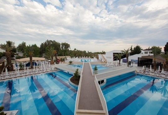 Kirman Sidemarin Beach & Spa 5* - снимка - 11