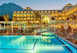 Самолетна почивка в Турция! 7 нощувки на човек на база Ultra all inclusive в Karmir Resort & Spa 5*, Кемер, Турска ривиера с двупосочен чартърен полет от София - Снимка