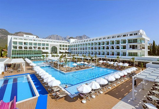 Karmir Resort & Spa 5* - снимка - 8
