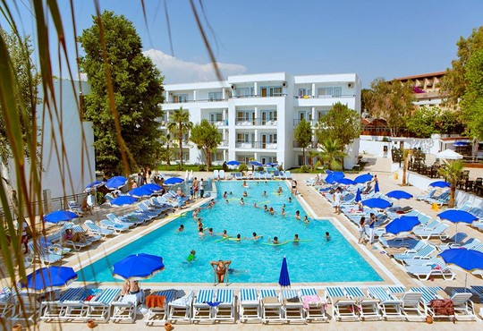Larissa Beach Club 4* - снимка - 3