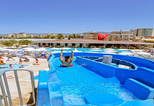 Larissa Holiday Beach Club 4* - снимка - 2