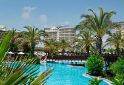 Самолетна почивка в Турция! 4 нощувки на човек на база All inclusive в Liberty Hotels Lara 5*, Лара, Турска ривиера с двупосочен чартърен полет от София - Снимка