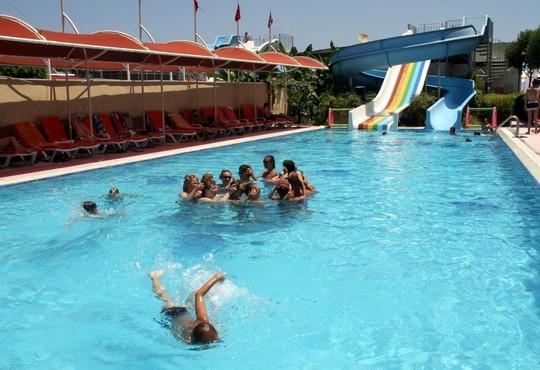 Lims Bona Dea Beach Hotel 4* - снимка - 34
