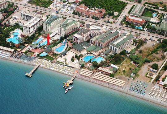 Lims Bona Dea Beach Hotel 4* - снимка - 21