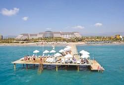 Самолетна почивка в Турция! 7 нощувки на човек на база Ultra all inclusive в Long Beach Resort & Spa 5*, Алания, Турска ривиера с двупосочен чартърен полет от София - Снимка