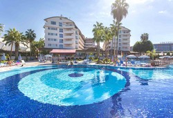 Самолетна почивка в Турция! 7 нощувки на човек на база Ultra all inclusive в Lonicera World Hotel 4*, Алания, Турска ривиера с двупосочен чартърен полет от София - Снимка
